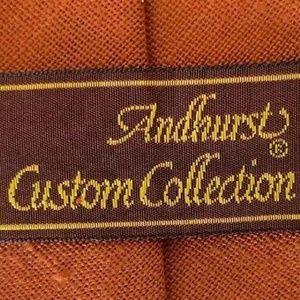 Vintage Accessories - Andhurst Custom Collection Marlin Fish Necktie Tie